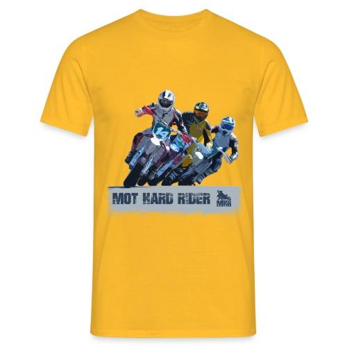 Race - Maglietta da uomo