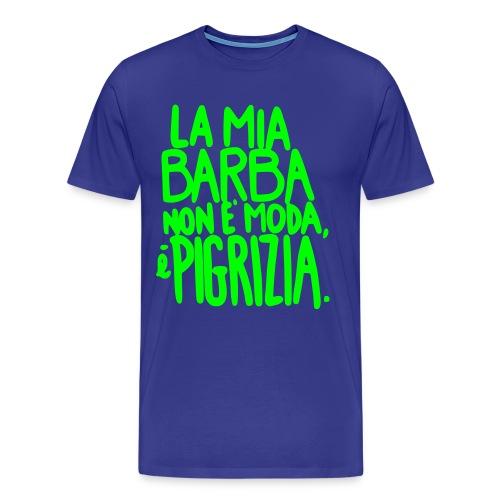 Barba - Maglietta Premium da uomo