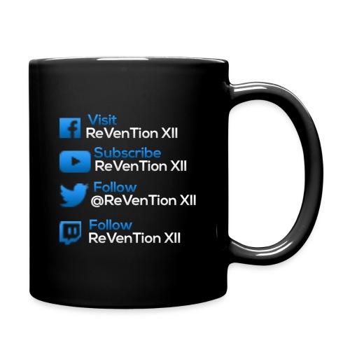 ReVenTion XII Branding Mug - Full Colour Mug
