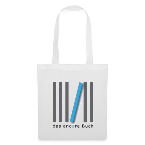 Tasche Das andere Buch - Stoffbeutel