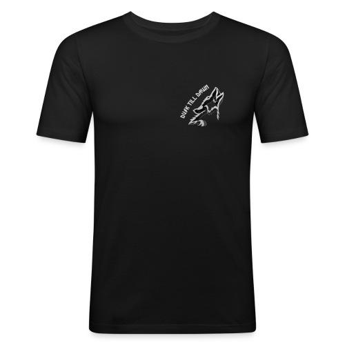 Dusk Till Dawn Slim Fit T-Shirt - Men's Slim Fit T-Shirt