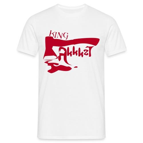 AKKKZT king T-Shirt w/r - Männer T-Shirt