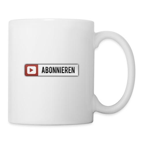 abonnieren - Tasse