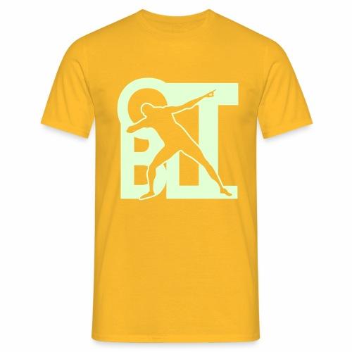 Blitz und Sieg - Männer T-Shirt