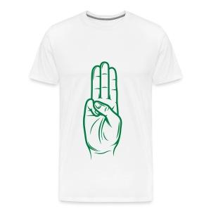 Gut Pfad - BoRo - shirt - Männer Premium T-Shirt