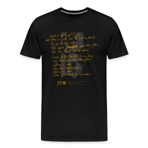 JT: Where The Streets Have No Name - Men's Premium T-Shirt