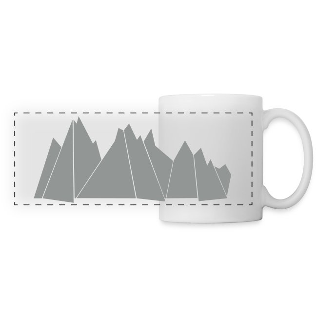 "Tasse ""MOUNTAINS"""