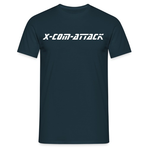 XCA Shirt Normal navy - Männer T-Shirt