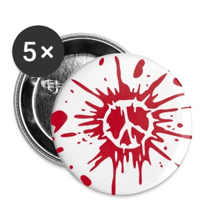 Bloody Peace - Spilla grande 56 mm