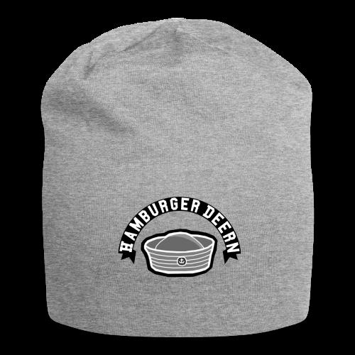 Hamburger Deern Jersey-Beanie - Jersey-Beanie