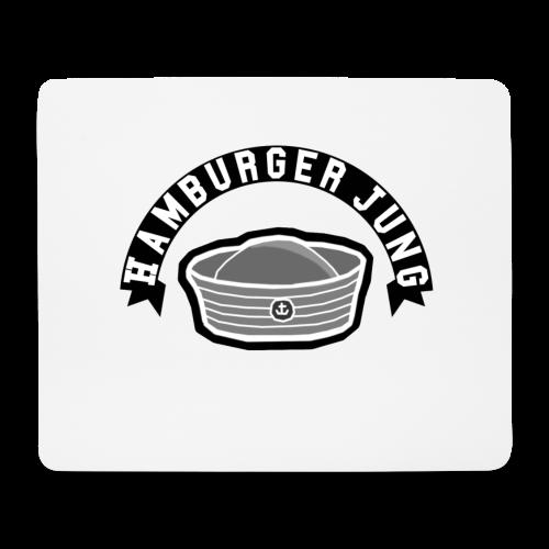 Hamburger Jung Mousepad - Mousepad (Querformat)