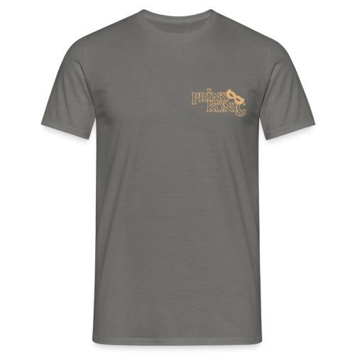 Prinz König Herren - Männer T-Shirt