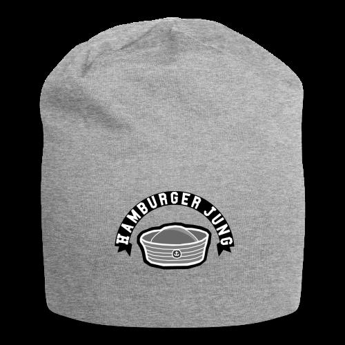 Hamburger Jung Jersey-Beanie - Jersey-Beanie