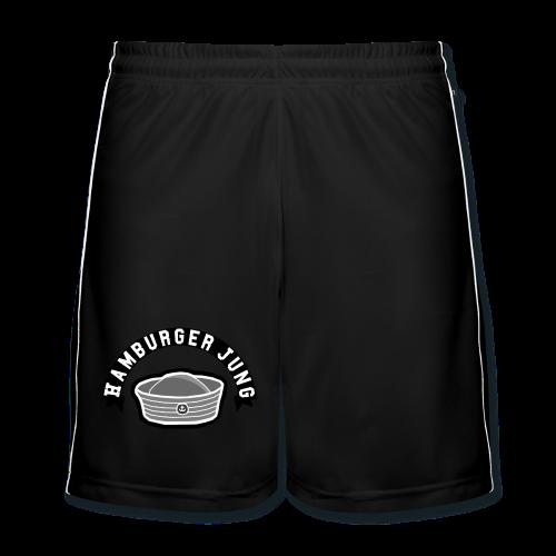 Hamburger Jung Fußball-Shorts - Männer Fußball-Shorts