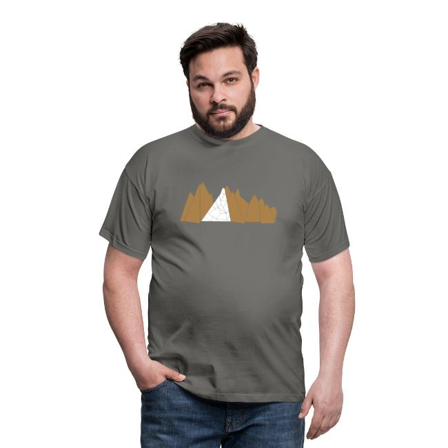 "T-Shirt ""Mountains"""