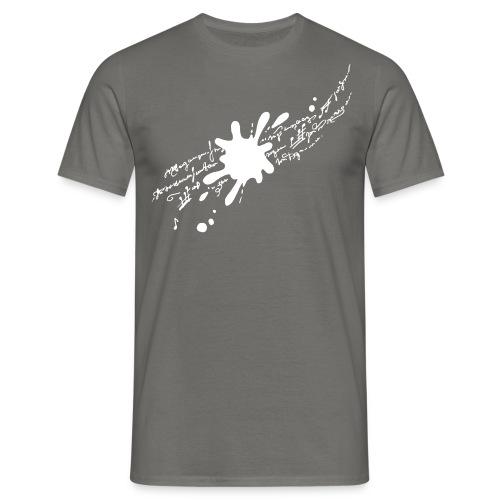 Neben dem Ozean Herren - Männer T-Shirt