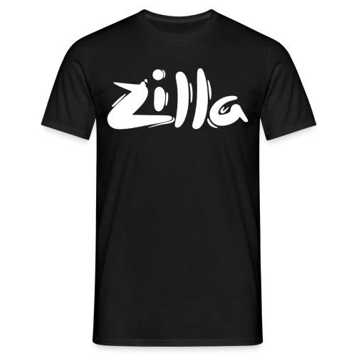 Black 'Zilla' T-Shirt - Men's T-Shirt