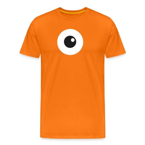 *LIMITED EDITION* Zilla 'Eye' T-Shirt - Men's Premium T-Shirt