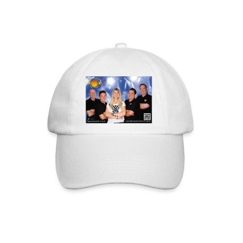 Cap (nur in weiß) - Baseballkappe