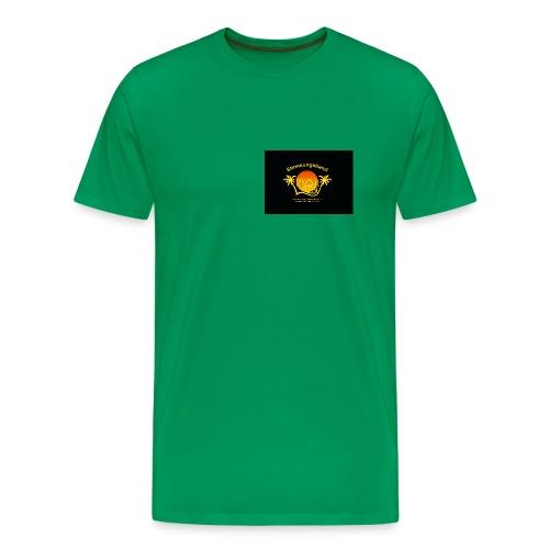 Shirt (Farbe wählbar) - Männer Premium T-Shirt