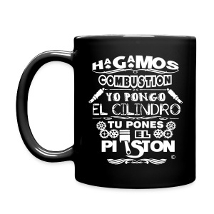 Hagamos combustion - Taza de un color