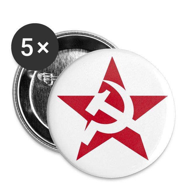 Soviet Star Badges