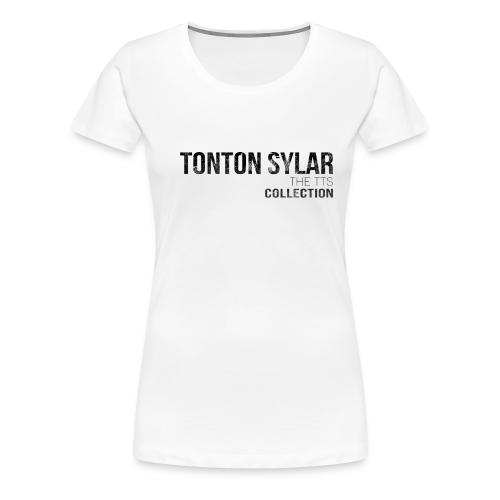 THE TTS COLLECTION FEMME - T-shirt Premium Femme
