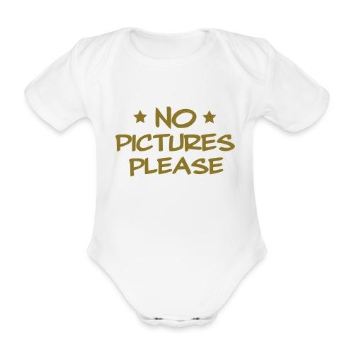 No pictures Please - VILAIN PETIT CANARD - Body bébé bio manches courtes