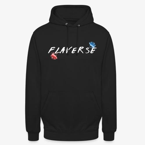 Sweat Flaverse - Flower R&B - Sweat-shirt à capuche unisexe