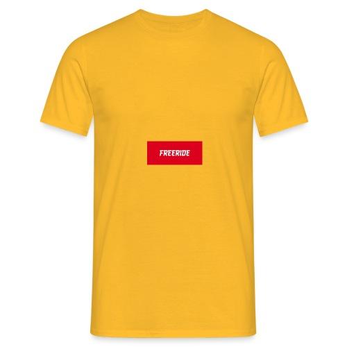 t-shirt freeride - T-shirt Homme