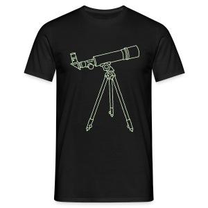 Teleskop - Männer T-Shirt