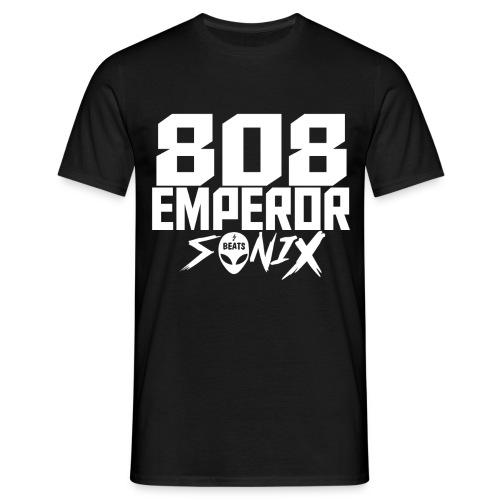 Black 808 EMPEROR Shirt - Männer T-Shirt