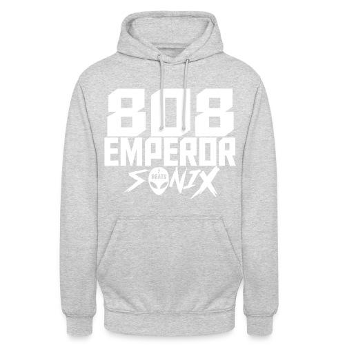 Grey 808 EMPEROR Hoodie - Unisex Hoodie