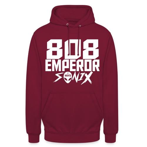 Red 808 EMPEROR Hoodie - Unisex Hoodie