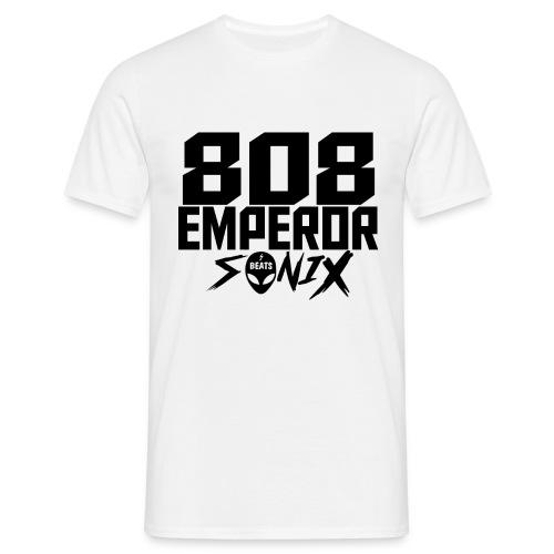 White 808 Emperor Shirt - Männer T-Shirt