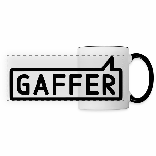 Gaffer Boss Mug - Panoramic Mug