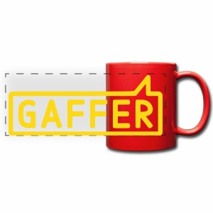 Gaffer Boss Colour Mug - Full Color Panoramic Mug