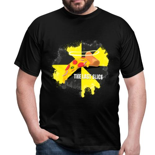 Last Slide Pizza - Camiseta hombre