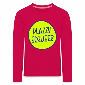 Plazzy Scouser Children's Long Sleeve T-Shirt - Kids' Premium Longsleeve Shirt