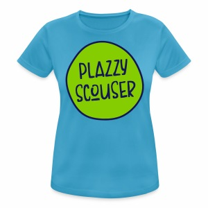 Plazzy Scouser Women's Breathable T-Shirt - Women's Breathable T-Shirt