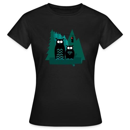 Twin Olws - T-shirt dam