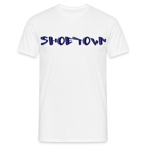 Perspective Tee (White) - Men's T-Shirt
