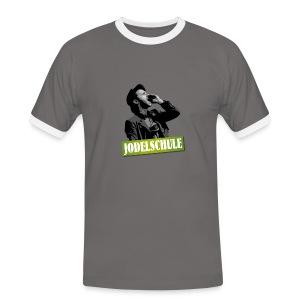 Comic - Männer Kontrast-T-Shirt
