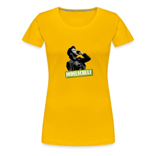 Comic - Frauen Premium T-Shirt