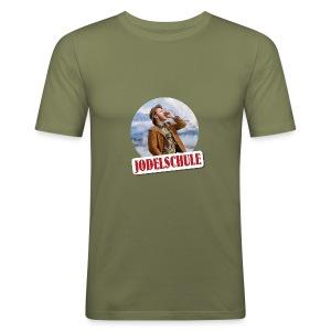 Traditionell - Männer Slim Fit T-Shirt