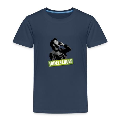 Jodel Schule Comic Style - Kinder Premium T-Shirt