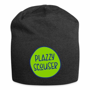 Plazzy Scouser Relaxed Beanie Hat - Jersey Beanie