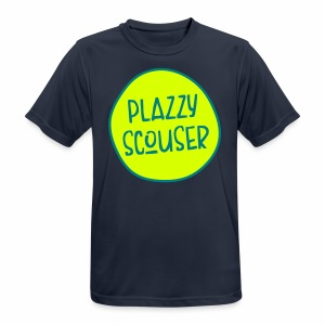 Plazzy Scouser Men's Breathable T-Shirt - Men's Breathable T-Shirt