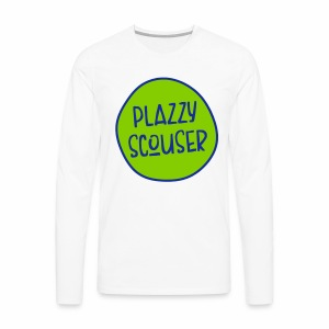 Plazzy Scouser Men's Long Sleeve T-Shirt - Men's Premium Longsleeve Shirt