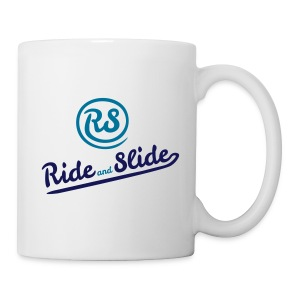 Mug white RS blues - Tasse